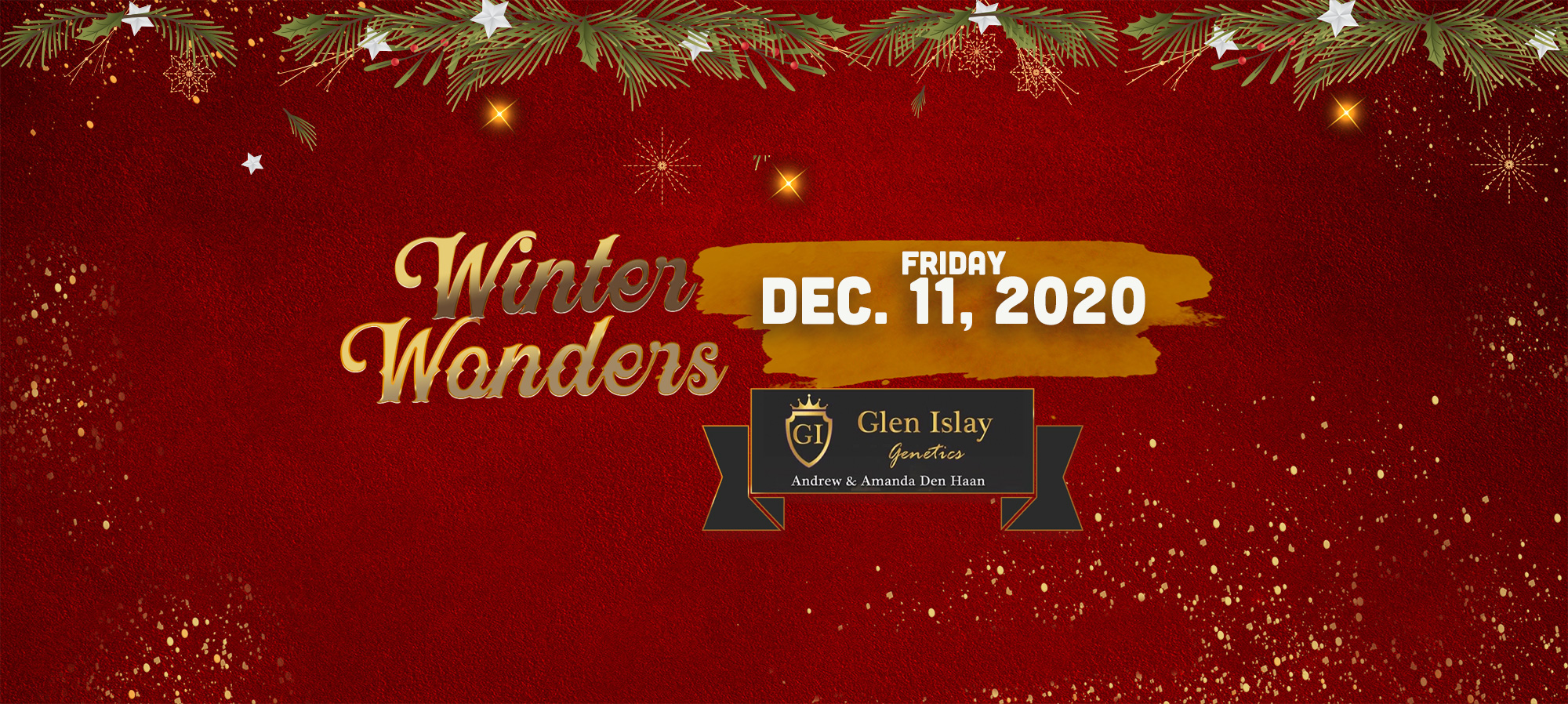 glen islay winter wonders